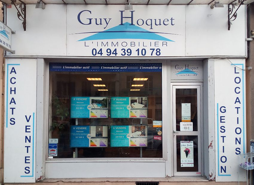 Guy Hoquet Draguignan Avant