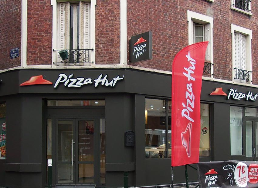 Pizza Hut Alfortville Après